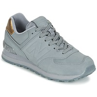 Skor Dam Sneakers New Balance WL574 Grå