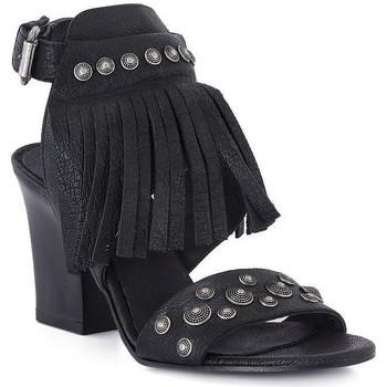 Skor Dam Sandaler Juice Shoes SANDALO PAMPLONA Nero