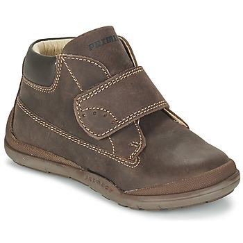 Skor Pojk Boots Primigi DEMIAN Brun