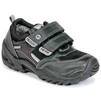 Skor Pojk Sneakers Primigi FAUSTO GORE-TEX Svart