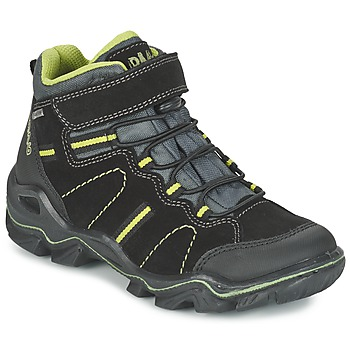 Skor Pojk Boots Primigi JACKSON Svart / Grön