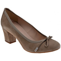 Skor Dam Pumps Keys  Beige
