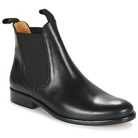 Skor Herr Boots Brett & Sons LOUVAL Svart