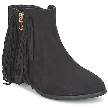 Skor Dam Boots Elue par nous VOPFOIN Svart