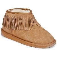 Skor Dam Boots EMU WATERFALL Kastanjefärgad