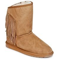 Skor Dam Boots EMU WOODSTOCK Kastanjefärgad