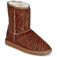 Skor Dam Boots EMU STINGER FUR LO Tigerrandig