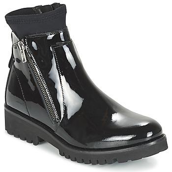 Skor Dam Boots Regard REJABI Svart / Grön