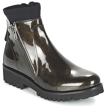 Skor Dam Boots Regard REJABI Brons / Grön