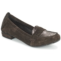 Skor Dam Loafers Regard REMAVO Brun