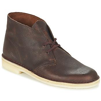 Skor Herr Boots Clarks DESERT BOOT Brun