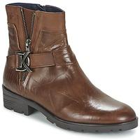 Skor Dam Boots Dorking NALA Brun