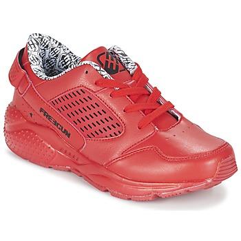 Skor Pojk Sneakers Freegun FADSA Röd