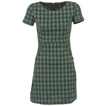 textil Dam Korta klänningar Smash CATALANA Grön