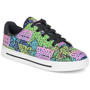 Skor Dam Sneakers Marc by Marc Jacobs MBMJ MIXED PRINT Flerfärgad