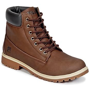 Skor Herr Boots Fila MAVERICK MID Brun