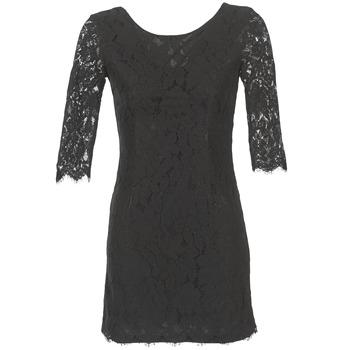 textil Dam Korta klänningar Betty London FLIZINE Svart