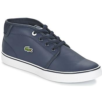 Skor Pojk Sneakers Lacoste Ampthill 316 2 Blå