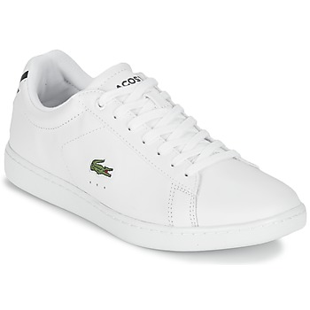 Skor Dam Sneakers Lacoste CARNABY EVO BL 1 Vit