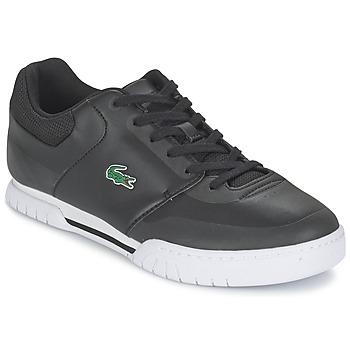 Skor Herr Sneakers Lacoste INDIANA EVO 316 1 Svart