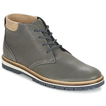 Skor Herr Boots Lacoste MONTBARD CHUKKA 416 1 Grå