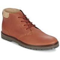Skor Herr Boots Lacoste MONTBARD CHUKKA 416 1 Brun
