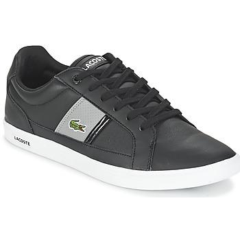 Skor Herr Sneakers Lacoste EUROPA LCR3 Svart