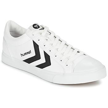 Skor Sneakers Hummel DEUCE COURT SPORT Vit