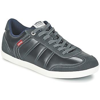 Skor Herr Sneakers Levi's LOCH Grå