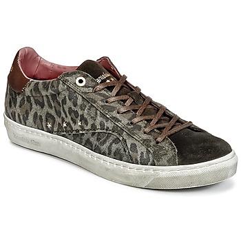 Skor Dam Sneakers Pantofola d'Oro GIANNA 2.0 FANCY LOW Leopard