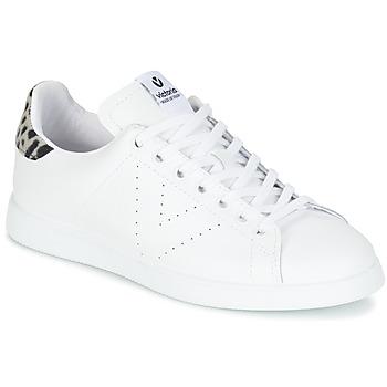 Skor Dam Sneakers Victoria DEPORTIVO BASKET PIEL Vit