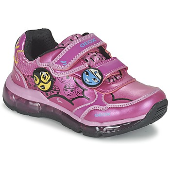 Skor Flick Sneakers Geox ANDROID GIRL Rosa