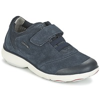 Skor Pojk Sneakers Geox NEBULA BOY Blå