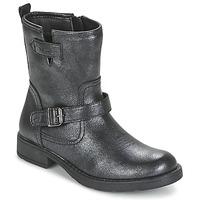 Skor Flick Boots Geox SOFIA Svart