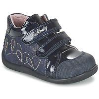 Skor Flick Höga sneakers Pablosky VANIDELLE Marin