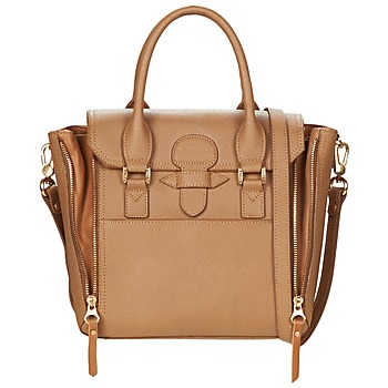 Väskor Dam Handväskor med kort rem Sabrina ILONA Beige