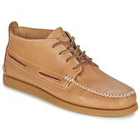 Skor Herr Boots Sperry Top-Sider A/O WEDGE CHUKKA LEATHER Beige