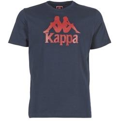 textil Herr T-shirts Kappa ESTESSI Marin