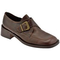 Skor Dam Loafers Bocci 1926  Brun