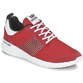 Skor Sneakers Supra SCISSOR Röd
