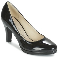 Skor Dam Pumps Moony Mood FEROU Svart / Lack