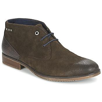 Skor Herr Boots Tom Tailor REVOUSTI Brun