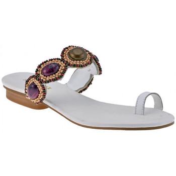 Skor Dam Flip-flops Swish  Vit