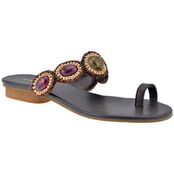 Skor Dam Flip-flops Swish  Brun