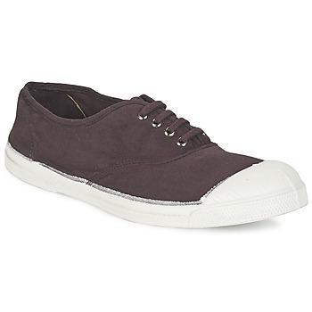 Skor Dam Sneakers Bensimon TENNIS LACET Aubergine