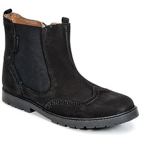 Skor Barn Boots Start Rite DIGBY Svart