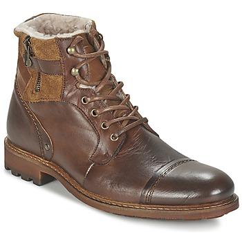 Skor Herr Boots Casual Attitude FIRDAOUS Brun
