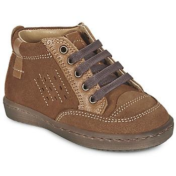 Skor Pojk Boots Citrouille et Compagnie FIMOULA Brun