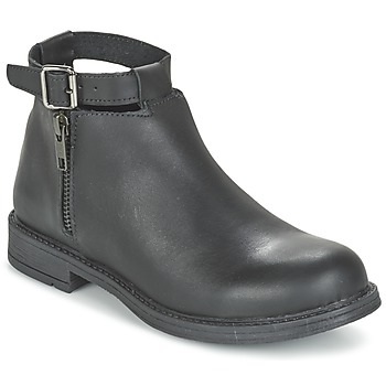 Skor Flickor Boots Citrouille et Compagnie FRIZZY Svart