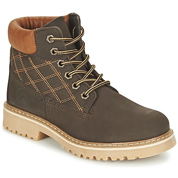 Skor Pojk Boots Citrouille et Compagnie FINALO Brun